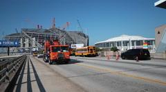 Atlanta Construction Stock Footage