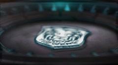 3D Logo Reveal Kuvapankki erikoistehosteet
