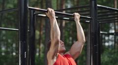 Body Training Stock Footage
