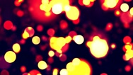 HD Loopable Background with nice sparkle bokeh Stock Footage