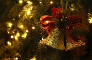 Christmas Illuminations Stock Photos