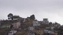 Virgin of Quito - El Panecillo Ecuador Stock Footage