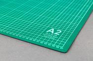 Green Cutting mat Stock Photos