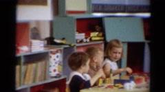 1964: summer school CALIFORNIA Stock Footage