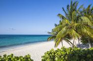 Playa Esmeralda, Holguin Province, Cuba, West Indies, Caribbean, Central America Stock Photos