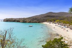 Knip Beach, Curacao, West Indies, Lesser Antilles, former Netherlands Antilles, Stock Photos