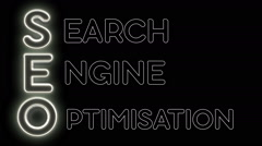 Search Engine Optimisation Stock Footage