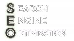 Search Engine Optimisation Stock Footage