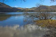 Ullswater, North Lakes, Lake District National Park, Cumbria, England, United Stock Photos