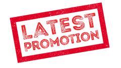 Latest Promotion rubber stamp Stock Illustration