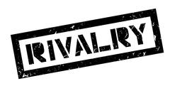 Rivalry rubber stamp Piirros