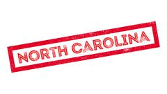 North Carolina rubber stamp Piirros