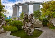 Park Gardens by the Bay - Singapore Stock Photos