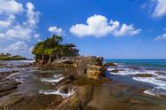 Tanah Lot Temple - Bali Indonesia Stock Photos