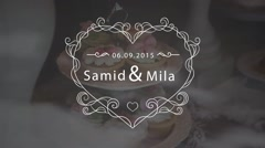 30 Wedding Titles CS4 Stock After Effects