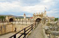 Kamerlengo Castle, Trogir Town, Croatia Stock Photos