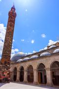 Abu'l Hasan Harakani Tomb, and the Evliya Mosque Complex - Kars - June 2, 201 Stock Photos