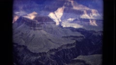 1967: placid valley under siege of disinterested camera man. ARIZONA Stock Footage