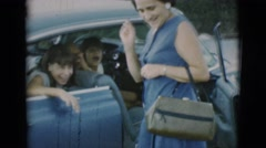 1966: come on let's go! CLARKSDALE, ARIZONA Stock Footage