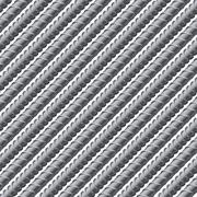 Rebars pattern background. Reinforcement steel Stock Illustration