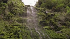 Slow motion footage of a waterfall at Grampians, Australia. Stock Footage