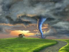Tornado Stock Illustration