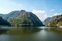 Carpathians in Rumania Stock Photos