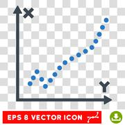 Function Plot Eps Vector Icon Stock Illustration