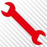 Wrench Vector Icon Stock Illustration