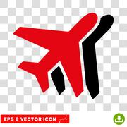 Airlines Eps Vector Icon Stock Illustration