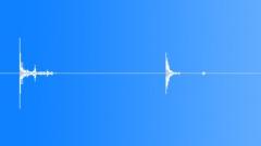 Arrow Impact, Hit On Styrofoam Target, V2 Äänitehoste