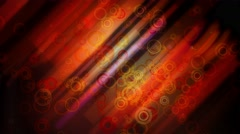 Loopable presentation motion graphics abstract background Stock Footage