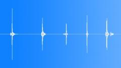 Arrow Impact, Flying Swish & Hit On Wood, V2 Sound Effect