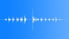 Screw, Large, Thread, Turn, Metallic, Rattling, V7 Sound Effect
