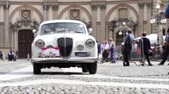 Lancia Aurelia Stock Footage