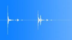 Arrow Impact, Hit On Styrofoam Target, V3 Sound Effect