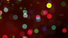 Abstraction background for celebration Stock Footage