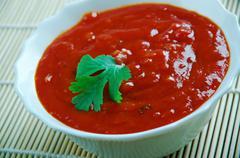 Kuwaiti Tomato Sauce Stock Photos