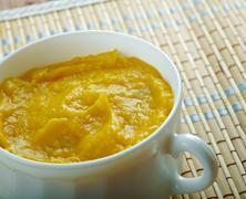 Finnish pumpkin soup Kuvituskuvat