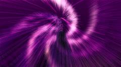 Looping Purple Particle Rain Stock Footage