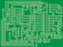 Printed Circuit Board Piirros