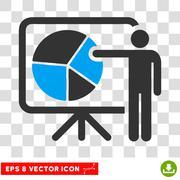 Public Report Eps Vector Icon Stock Illustration