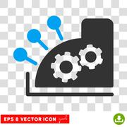 Cash Register Eps Vector Icon Piirros