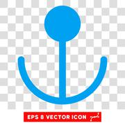 Anchor Eps Vector Icon Stock Illustration