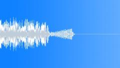 Futuristic Sci-Fi Hit 19 Sound Effect