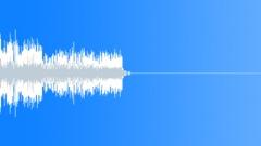 Futuristic Sci-Fi Hit 7 Sound Effect