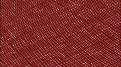 Vj Loops Electricity White HD On Red Background Stock Footage