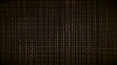 Vj Loops Gold Animation Background HD Visual Stock Footage
