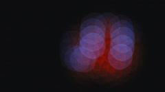 Pulse lights Stock Footage