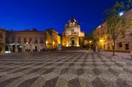Cathedral - Elvas Portugal Stock Photos